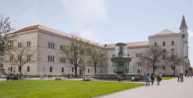 Đại học Ludwig Maximilian tại Munich, Đức